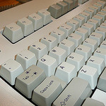 IBM Model M, US Layout